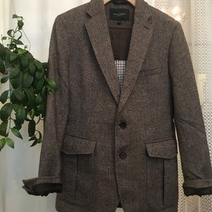Banana Republic Wool Blazer - Men's